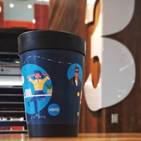Cuppa Coffee Cup - Graphic